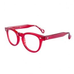 Oliviero Toscani Geek Glasses Red