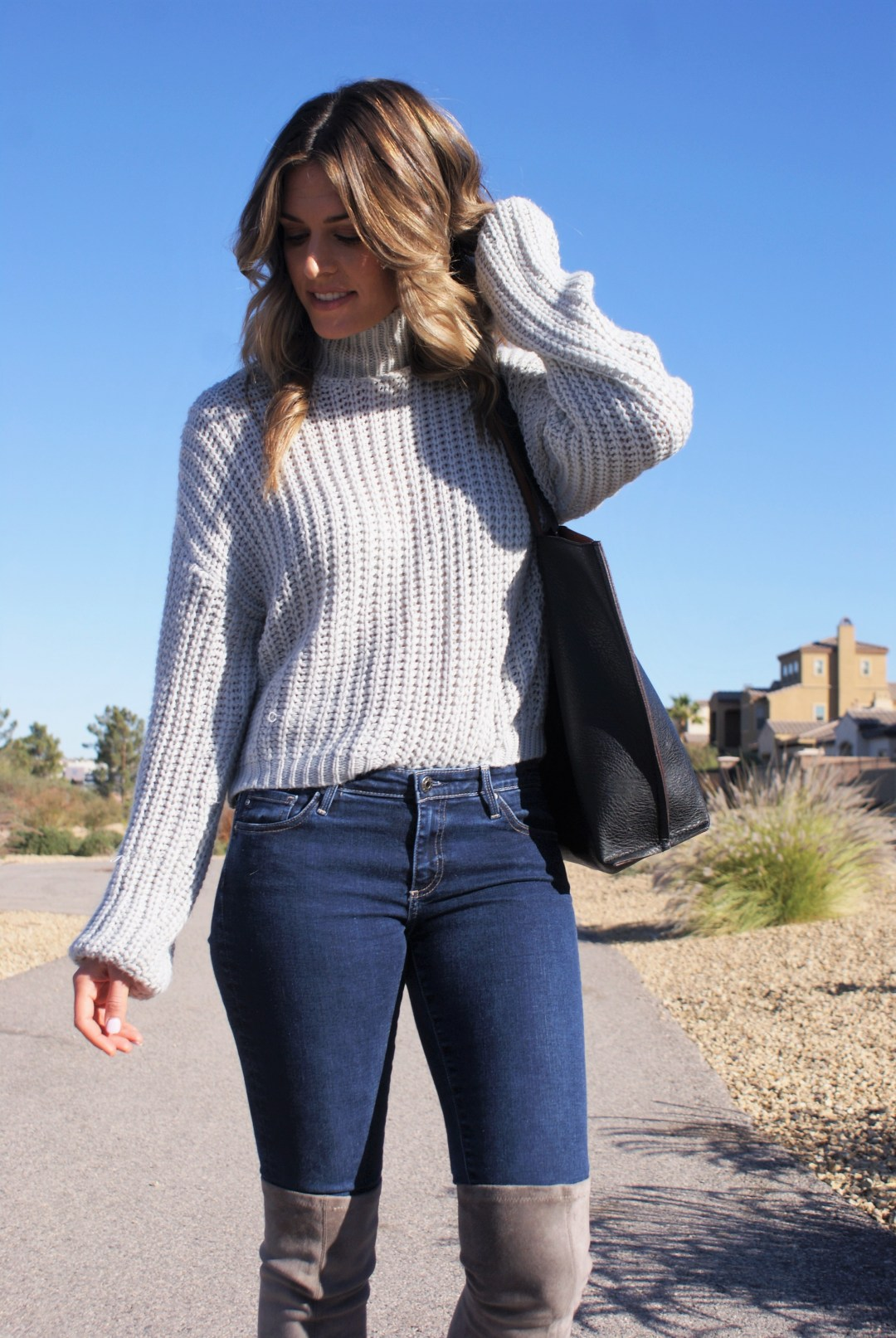 The Comfy Trendy Sweaters I'm Loving Under $50