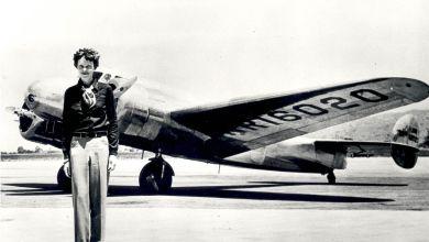 Restos encontrados en 1940 tienen alta probabilidad de ser Amelia Earhart 1
