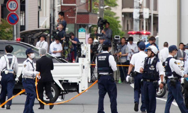Masacre en Tokyo - Policía de Japón