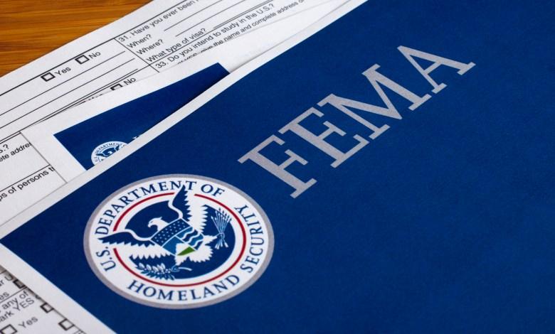 FEMA brochure