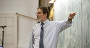 Craig Kletzing - investigador líder de la Universidad de Iowa