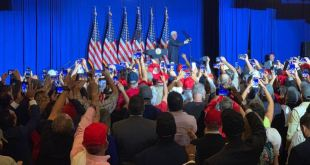 Campaña con Mike Pence para Trump 2020