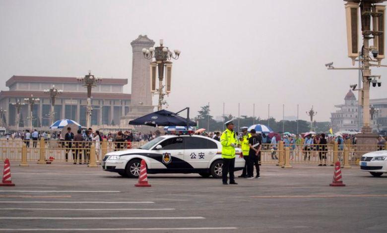 Plaza Tiananmen, China.