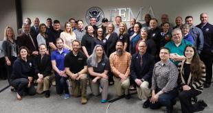Academia Sector 10 de FEMA