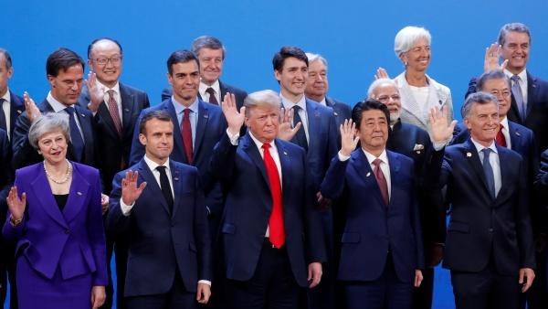 Cumbre G20 2018