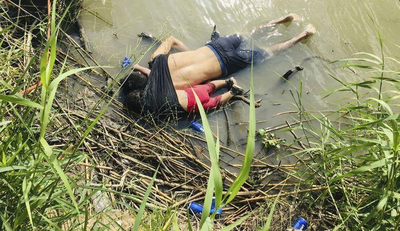 Padre e hija ahogados en el Río Grande