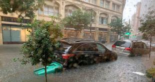 Se inunda Nueva Orleans ante posible llegada de huracán 2