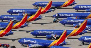 Problemas con avión de Boeing afectan a aerolíneas de EE.UU. 1