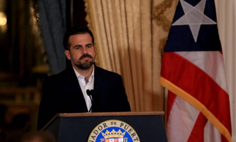 Ricardo Rosselló- Gobernador de Puerto Rico
