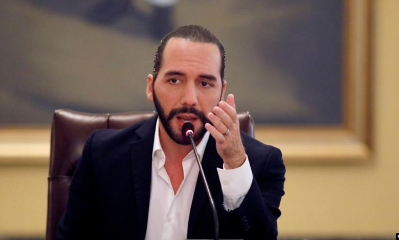 """Bukele: La migración de salvadoreños """"es nuestra culpa"""" 1"""