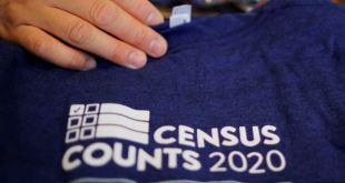 Camiseta del Censo 2020