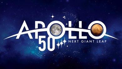 NASA marca 50 años de la misión Apolo 11 que pusó al hombre en la Luna 3