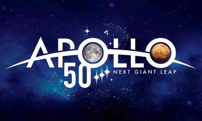 NASA marca 50 años de la misión Apolo 11 que pusó al hombre en la Luna 1