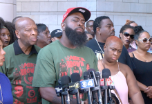 Photo of Padre de Michael Brown Jr. pide justicia por la muerte de su hijo en el quinto aniversario de Ferguson