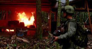 Colombia: capturan a líder de red narco Clan del Golfo 5