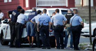 Filadelfia: Policías heridos en tiroteo 8