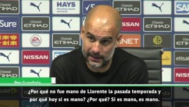 """Photo of Guardiola critica el VAR: """"Tienen que arreglarlo"""""""