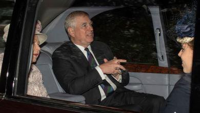 Príncipe Andrés rechaza relación con escándalo de Epstein 2