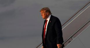 Sondeo AP: El 62% de los estadounidenses desaprueban a Trump 9