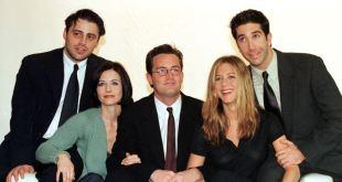 """25 años de """"Friends"""" 7"""
