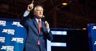 Alcalde de Nueva York abandona contienda para candidatura 2020 12