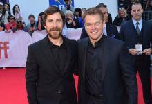 """Photo of Christian Bale y Matt Damon en """"Ford v Ferrari"""""""