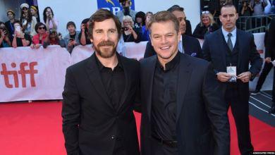 """Christian Bale y Matt Damon en """"Ford v Ferrari"""" 2"""