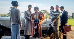 Downton Abbey gana taquilla del fin de semana. 9