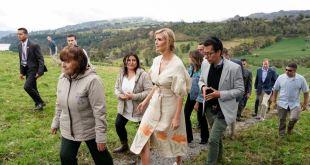 Expectativa por visita de Ivanka Trump a frontera entre Colombia y Venezuela 15