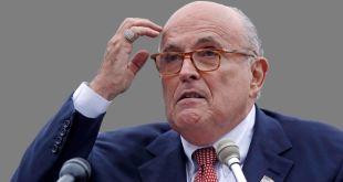 Giuliani, citado por Demócratas de la Cámara por documentos de Ucrania 12