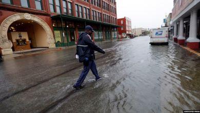 Imelda empapa a Texas y Louisiana con torrenciales aguaceros 1
