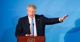 Johnson promete conservar el poder en Reino Unido hasta la fecha límite del Brexit 2
