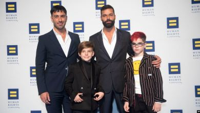 Photo of Ricky Martin espera su cuarto hijo