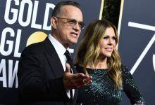Tom Hanks: Globo de Oro por su trayectoria 6