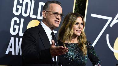 Tom Hanks: Globo de Oro por su trayectoria 4