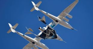 Investigadores de la Fuerza Aérea italiana volarán en Virgin Galactic 1