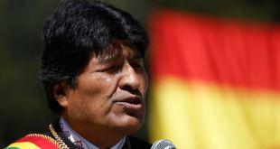 Miles de personas protestan en Santa Cruz contra presidente Evo Morales 10