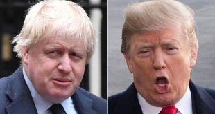 """Trump tacha líder laborista Jeremy Corbyn como """"muy malo"""" para Gran Bretaña 9"""