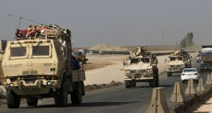Tropas estadounidenses en Siria comienzan a replegarse al norte de Irak 17