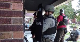 Policía interviene a 162 profugos en campaña para reducir la violencia en St. Louis 30