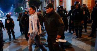 Arrestan exvocales del Tribunal Supremo Electoral de Bolivia 10