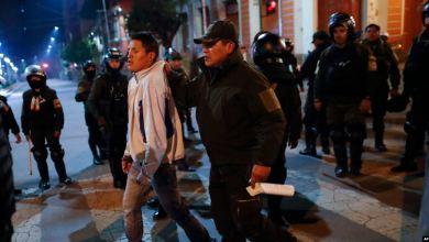 Arrestan exvocales del Tribunal Supremo Electoral de Bolivia 2