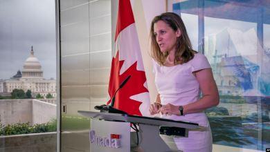 Canadá: Trudeau nombra a Freeland nueva vicepremier 2
