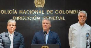 """Colombia: Presidente rechaza """"vandalismo yterrorismo que quieren alterar orden público"""" 12"""