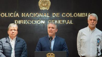 "Photo of Colombia: Presidente rechaza ""vandalismo y terrorismo que quieren alterar orden público"""