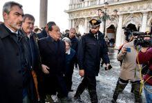 Estado de emergencia en Venecia por marea alta 6