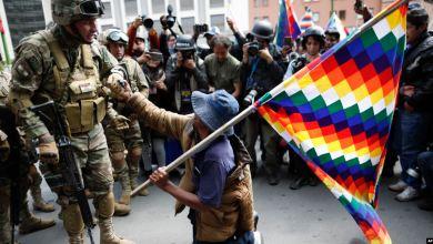 Expertos: Evo Morales promueve la violencia desde el exterior 4