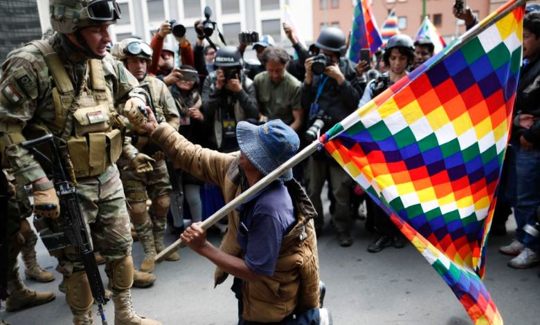 Expertos: Evo Morales promueve la violencia desde el exterior 3