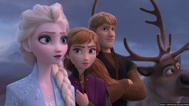 """""""Frozen 2"""": $350 millones a escala mundial 3"""